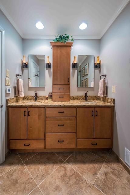 Bath vanities alexandria traditional bathroom dc Bathroom remodeling alexandria va