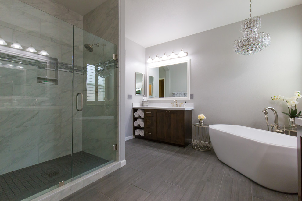 bathCRATE Myrtle Beach Drive, Brentwood, CA - Contemporary ...
