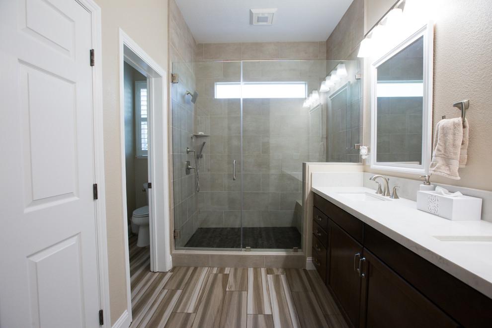 bathCRATE Pristine Way, Brentwood, CA - Modern - Bathroom ...