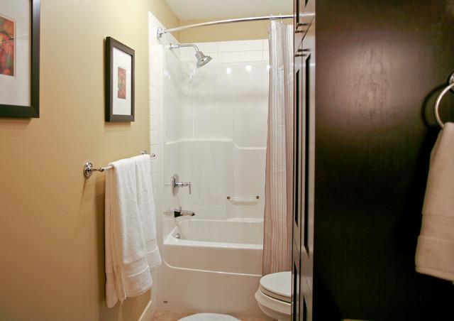 Bathing modern-bathroom