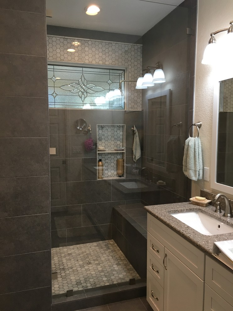 Bathroom 09.2018 - Transitional - Bathroom - Denver - by ...