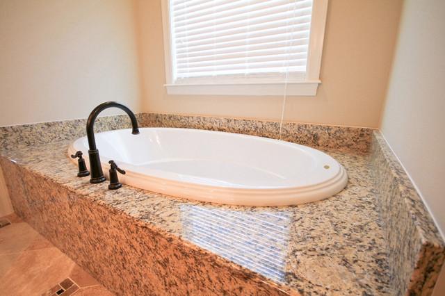 Bathroom 1 by Designer, Joanne Conley traditional-bathroom
