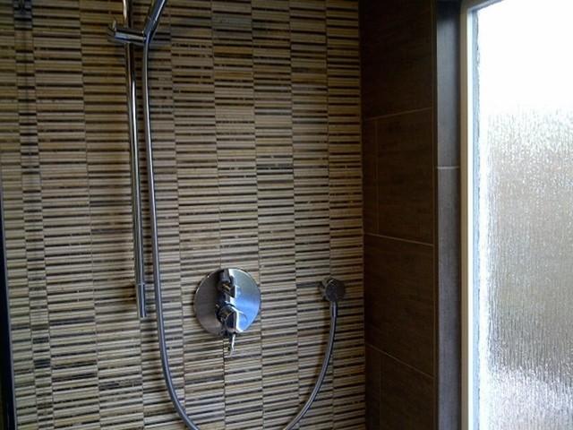 Bathroom - master bathroom idea in San Francisco with a drop-in sink