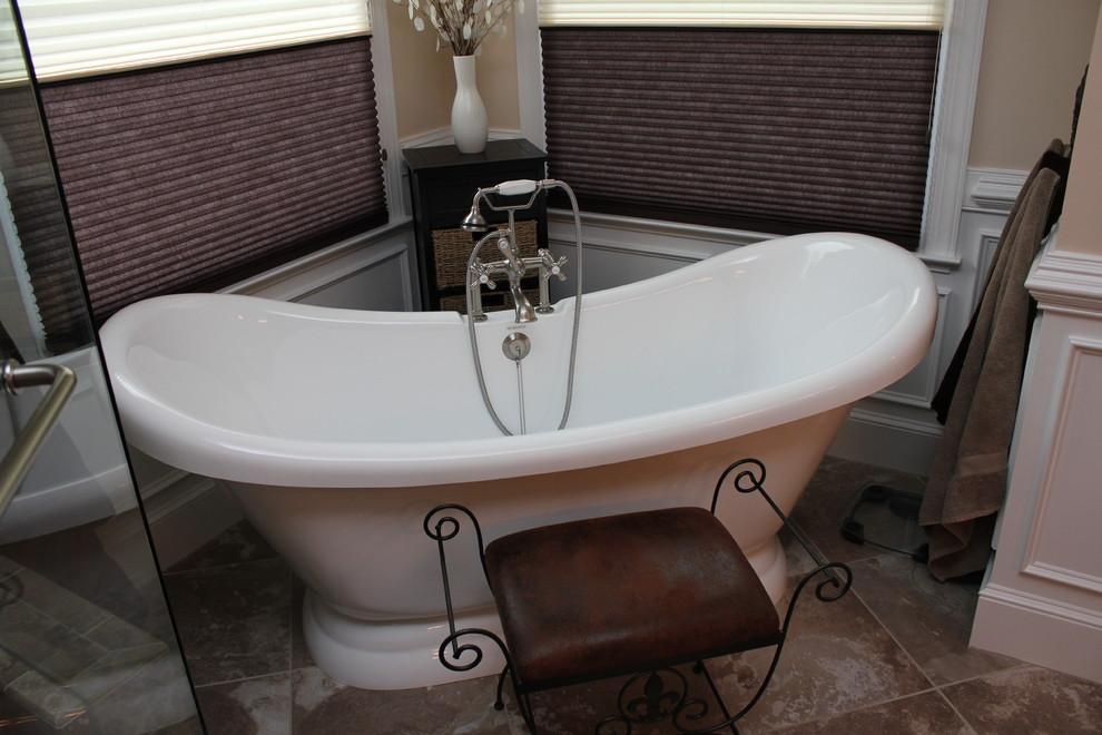 Bathroom #5 - Traditional - Bathroom - Raleigh - by ...