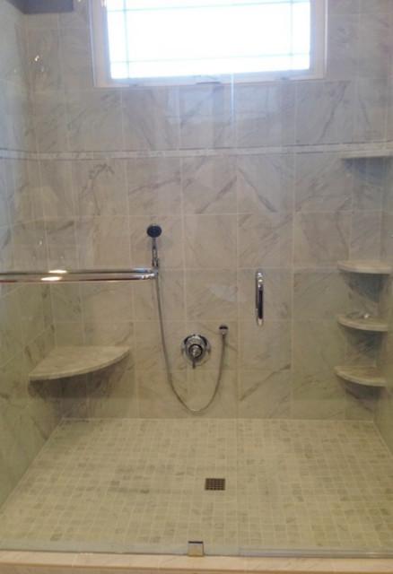 Bathroom 48Portofino Tile Bathroom Remodeling Cary NC 4848 New Bath Remodeling Raleigh Nc Style