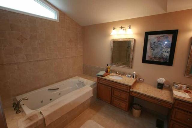 Bathroom Addition 2 traditional-bathroom