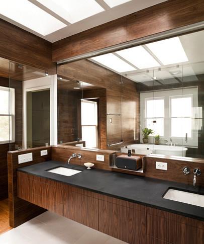 Bathroom modern-bathroom