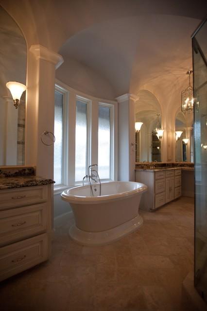 Bathroom mediterranean-bathroom