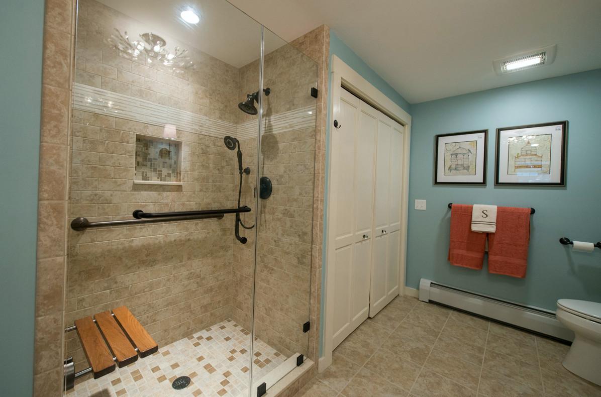 Bathroom & Entryway Design - Wolfeboro, NH