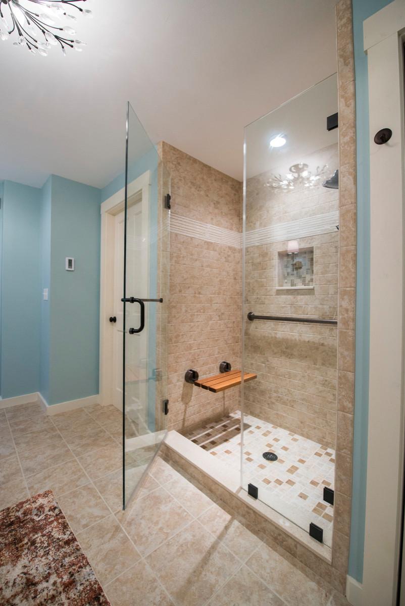 Bathroom and Hallway Redesign