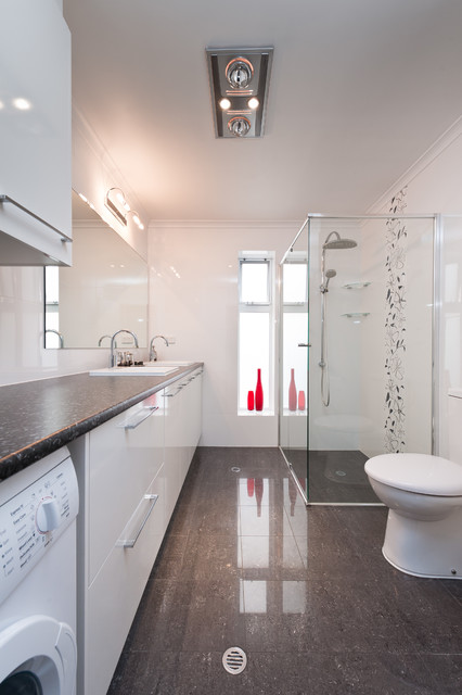Bathroom Amp Laundry Combo Modern Bathroom Adelaide