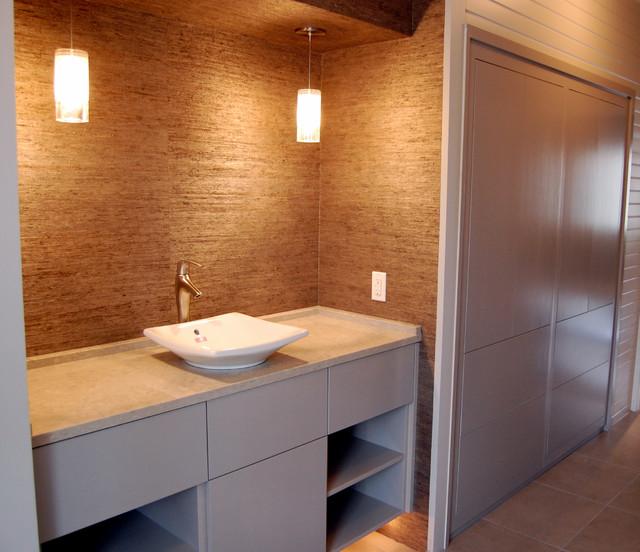 Kitchen & Bath modern-bathroom