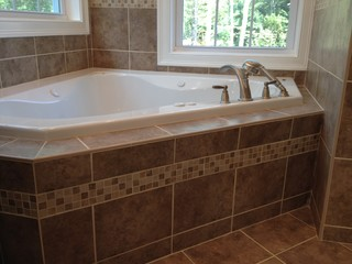 Bathroom Amp Tiling Project Rehoboth Traditional