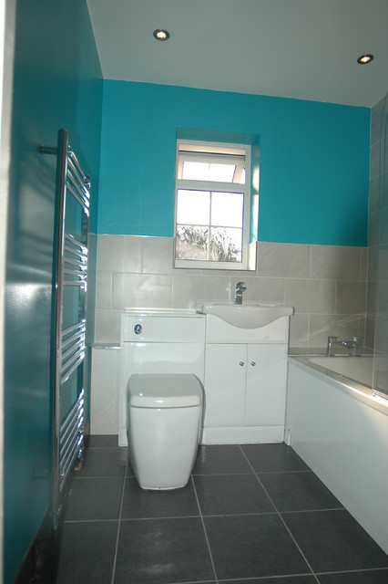 Bathroom Arnold Chepstow Contemporary Bathroom Other By Rogiet Property Services