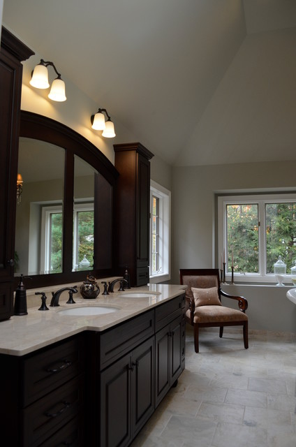 Bathroom Aspenwood Dr Simsbury Ct Traditional Bathroom New York By D E Jacobs