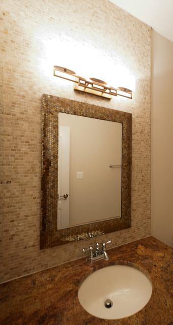 Bathroom backsplashes