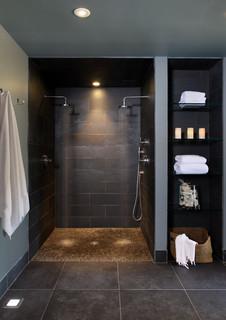 Contemporary Bathroom By Great Falls Interior Designers U0026 Decorators NF  Interiors