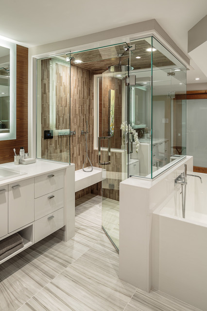 Bathroom Basement Retreat Astro Design Ottawa Contemporary Bathroom Ottawa By Astro