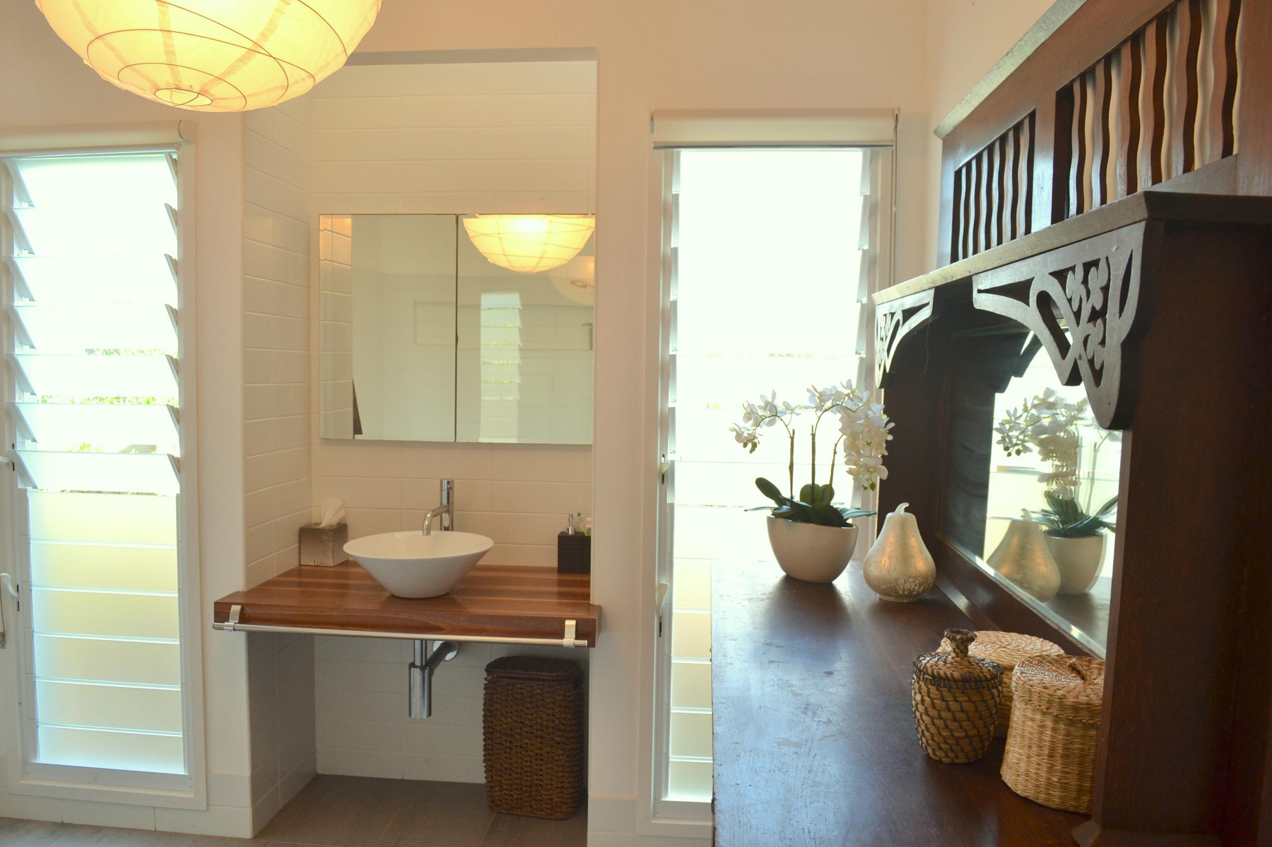 Bathroom - Beach house