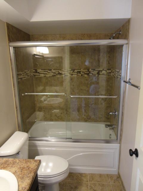 Bathroom traditional bathroom oklahoma city by for Bathroom builders birmingham