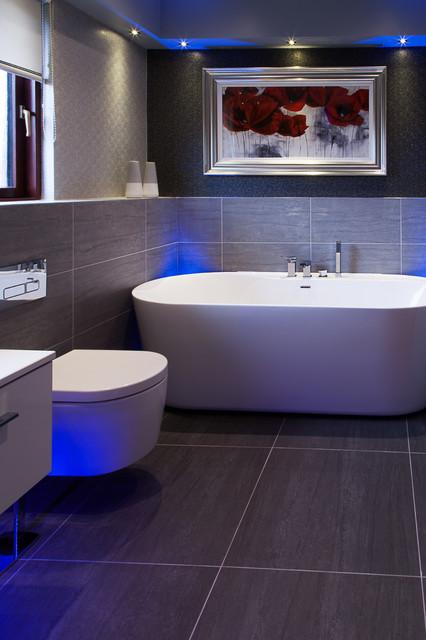 Bathroom 39 Blues 39 Bathroom Glasgow By Bagnodesign Glasgow