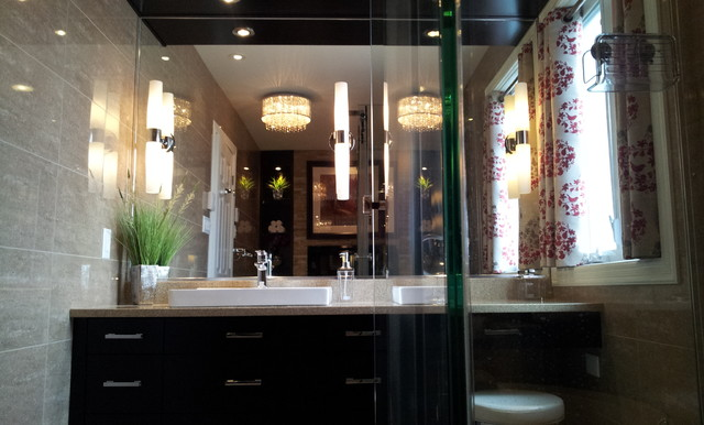 Bathroom brossard qc contemporary montreal by scd for Bathroom design montreal