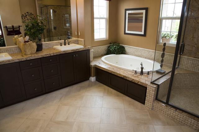 Bathroom by OTM Designs & Remodeling Inc. traditional-bathroom