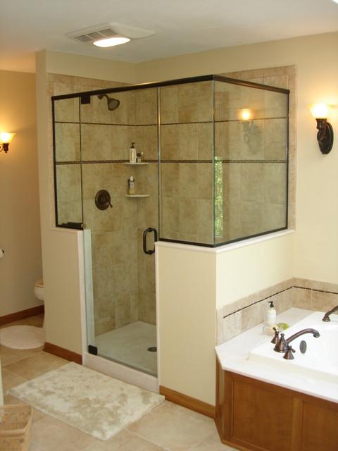 Bathroom by Tim Englert Construction, Inc. transitional-bathroom