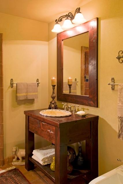 bathroom cabinets vanities southwestern bathroom minneapolis by trademark wood products