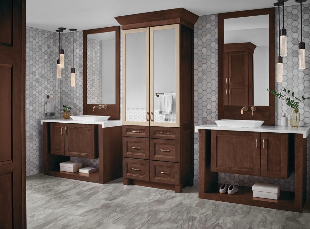 Bathroom Cabinets - Modern - Bathroom - Indianapolis - by ...
