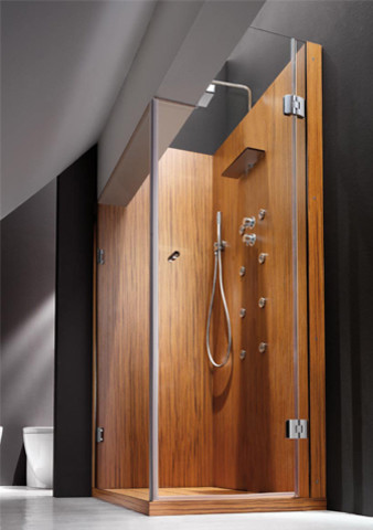 bathroom - modern - bathroom - london -carmenta wellness