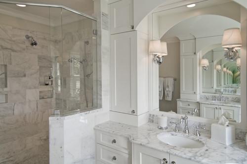 White Granite That Looks Like Marble