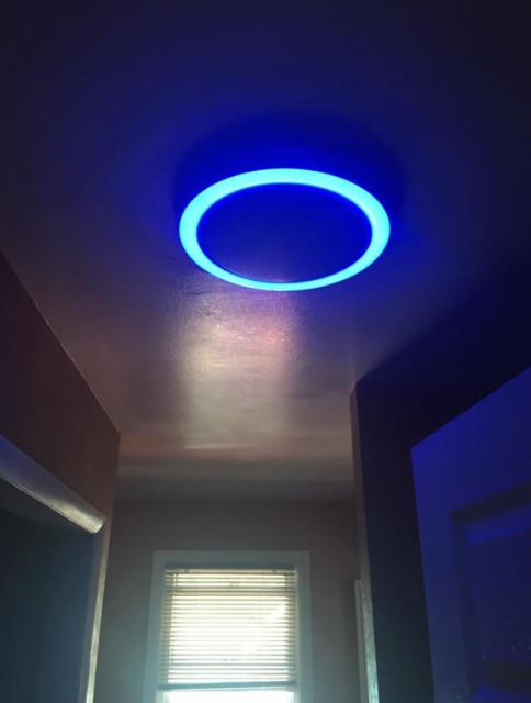 Bathroom Ceiling Exhaust Fan With Wifi And Bluetooth Speaker Bathroom Boston By Ward Property Development Llc Houzz Au