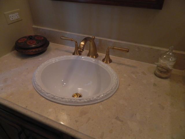 Bathroom traditional-bathroom