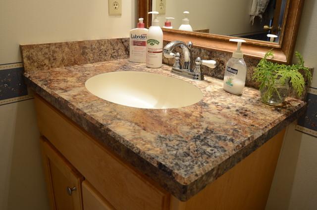 Top Surfaces For Bathroom Countertops
