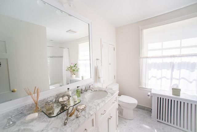 Bathroom - DC - Indian Lane NW traditional-bathroom