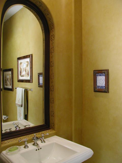 Bathroom Decorative Projects mediterranean-bathroom