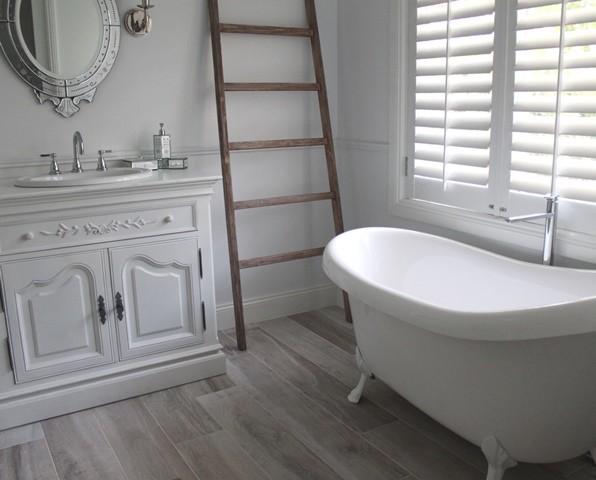 Bathroom Design French Classic