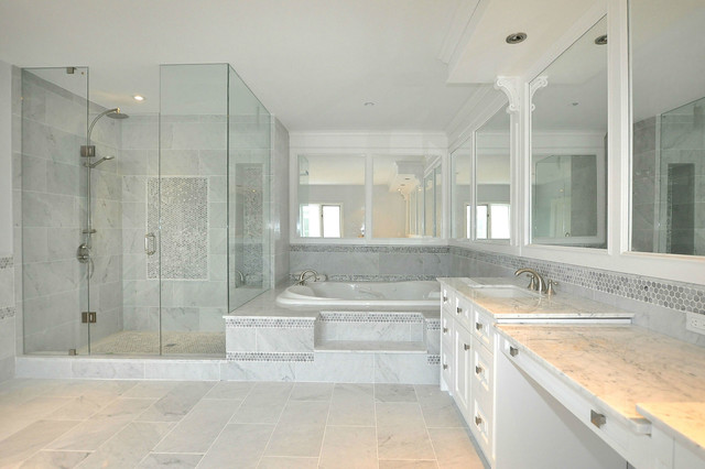 Bathroom Design Richmond Hill Transitional Bathroom Toronto By Rs Homes