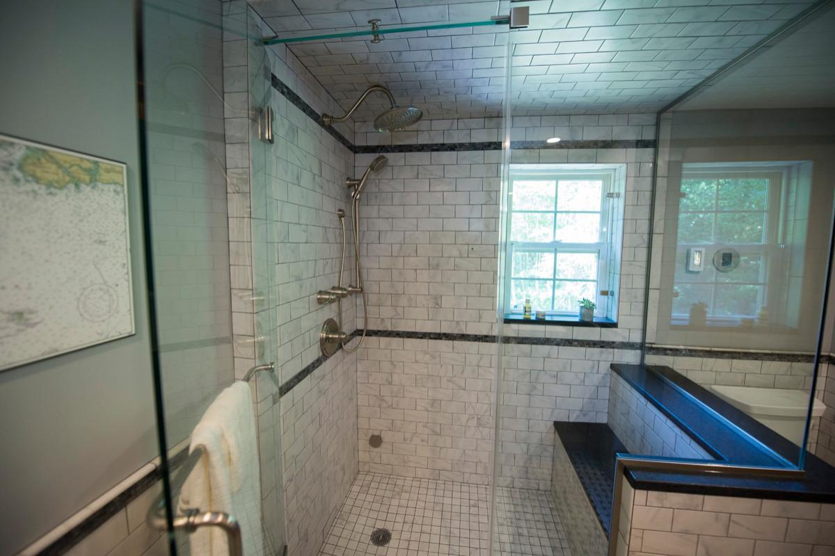 Bathroom Design - Tuftonboro, NH