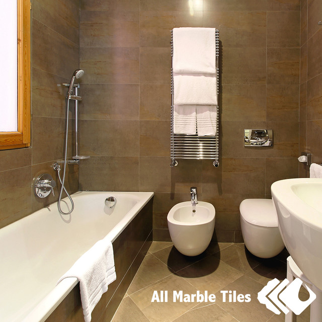 Bathroom design with All Marble Tiles   Porcelain Tiles modern bathroom. Bathroom design with All Marble Tiles   Porcelain Tiles   Modern