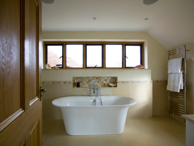 Bathroom designed by patricia hewlett design limited for Bathroom design ltd