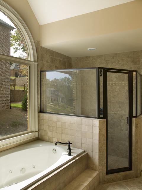 Bathroom Designs & Remodels traditional-bathroom