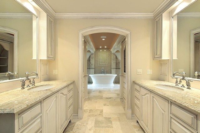 Bathroom Designs Amp Remodels Traditional Bathroom Los