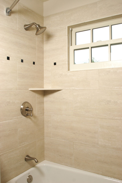 Bathroom Designs & Remodels traditional-bathroom