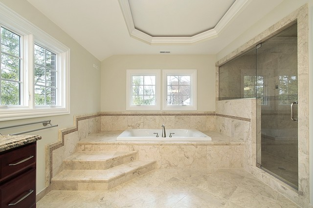 Bathroom Designs Remodels Traditional Bathroom Los Angeles By Otm Designs Remodeling