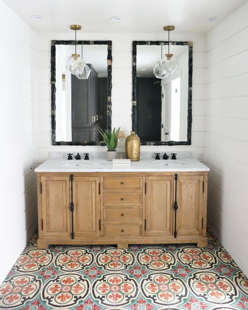 Spanish Style Bathrooms The Interior Collective,Luxury Modern Mansion Floor Plans 3d