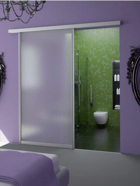 Bathroom Dividers Modern Bathroom New York By Sliding Door Inspiration Bathroom Dividers Interior
