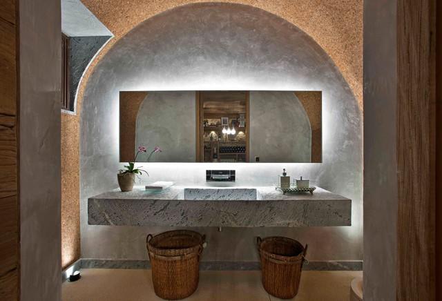 Baños Estilo Asiatico:Bathroom – Asiático – Cuarto de baño – Otras – de Eduarda Correa