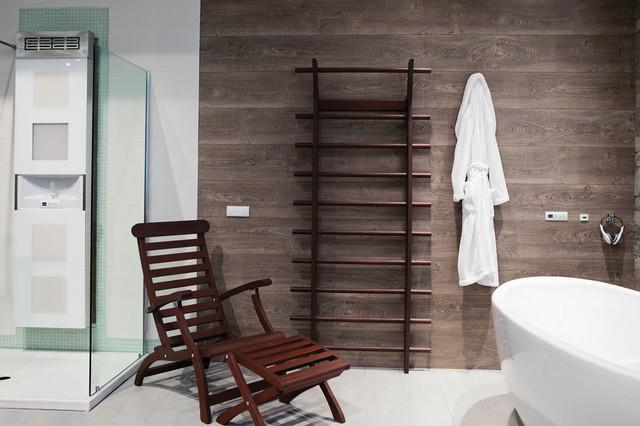 Bathroom fixtures contemporary bathroom albuquerque for Santa fe style bathroom ideas